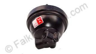 Bremsdruckspeicher LHS
